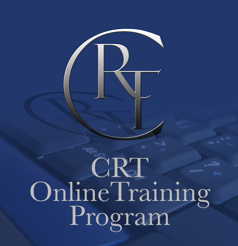 CRT Online Training Program
